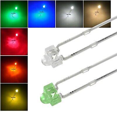 1,8 mm Leds mini Leuchtdioden Led Modellbau basteln Leuchtdiode klein Lok Zug - 8 Mm Led