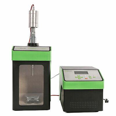 Ultrasonic Homogenizer Sonicator Cell Disruptor Mixer 1800w 50-3000 Ml Ce