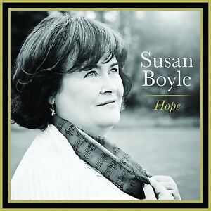 SUSAN BOYLE – HOPE – NEW CD ALBUM
