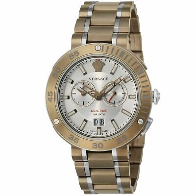 Versace VCN050017 Men's V-EXTREME PRO  46 mm Quartz Watch