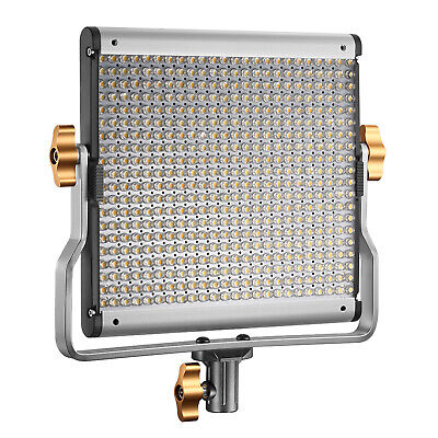 Neewer 3200-5600K Double color LED Video Light with 3-in-1 Camera Cleaning Kit