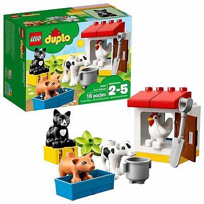 LEGO Duplo Farm Animals 10870](Lego Animal Sets)