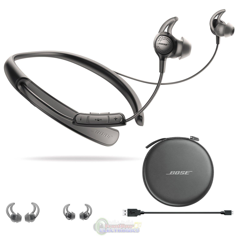 Bose® - QuietControl™ 30 wireless headphones - Black