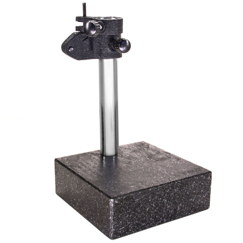 """HFS(R) Granite Surface Check Comparator Stand Plate 6""""X6""""X2"""""""