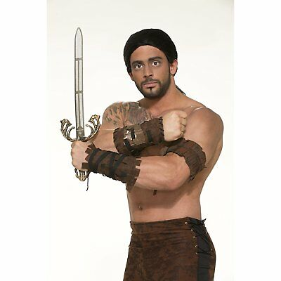 Khal Drogo - Arm Band & Wrist Guard - Game of Thrones Adult Costume Accessory