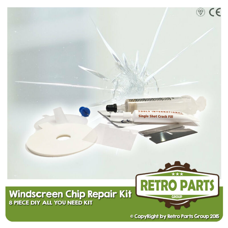 Windscreen Chip DIY Repair Kit for Lexus. Window Srceen DIY Fix