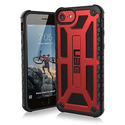 UAG iPhone 8 / iPhone 7 [4.7-inch camouflage] Monarch Rugged [CRIMSON] iPhone Case