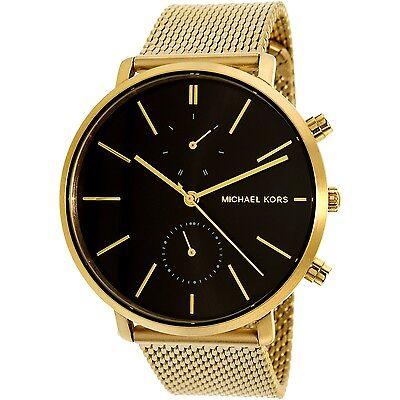 Michael Kors Men's Jaryn MK8503 Gold Stainless-Steel Quartz Dress Watch