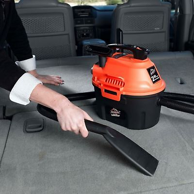 Wet And Dry Vacuum Cleaner Auto Portable Car Vac Garage Lightweight Best Sweeper