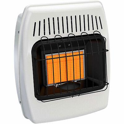 Dyna-glo Ir12pmdg-1 Liquid Propane Infrared Vent Free Heater 12000 Btu