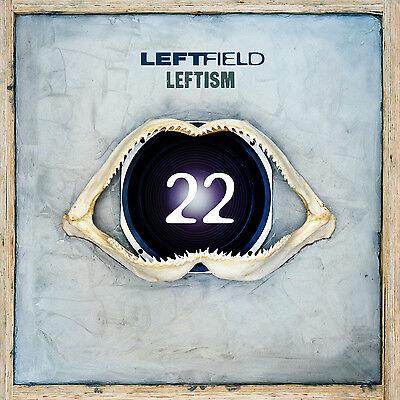 Leftfield - Leftism 22 - New Triple Vinyl LP