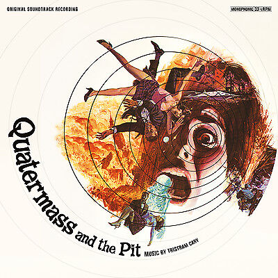 Quatermass And The Pit  OST vinyl - Tristram Carey