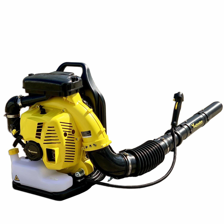 Backpack Blower Leaf Blower 80CC 2-Cycle Gas 850 CFM EPA Cer