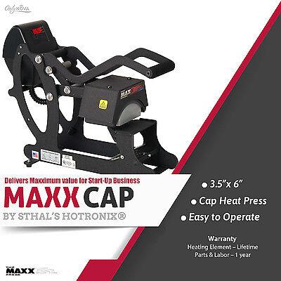 Stahls Hotronix Maxx Digital Cap Heat Press Free Fedex Ground