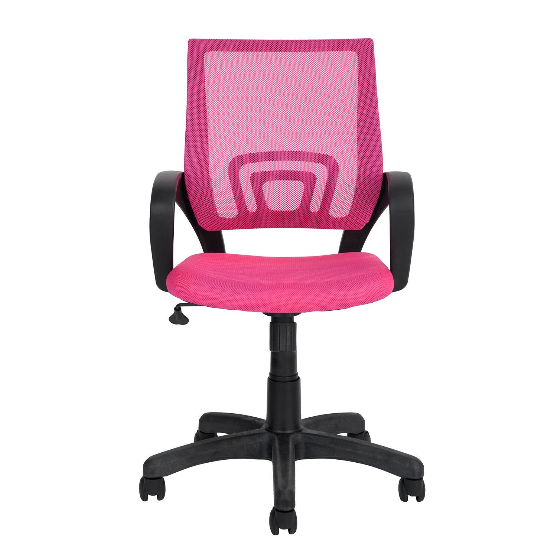 Adjustable Ergonomic Purple Mesh Swivel puter fice Desk
