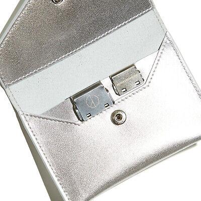 Peaceminusone PMO Slider Clip #1 Silver