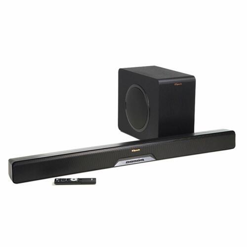Klipsch RSB-14 Sound Bar With Wireless Subwoofer (Play Fi) Bluetooth Surround