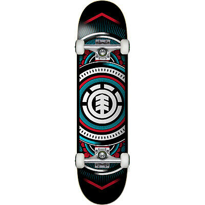 "Element Skateboards Hatched Complete Skateboard - 8"" x 31.75"""