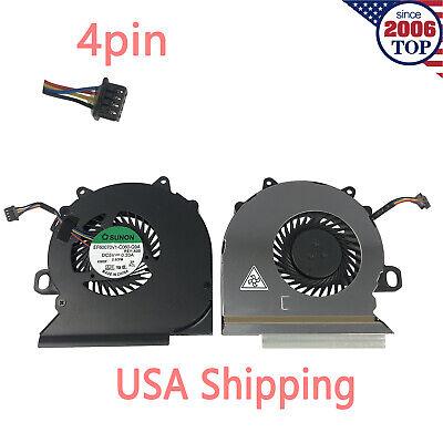 Original CPU Cooling Fan For Dell E6330 E6430S EF60070V1-C060-G9A DC5V 0.33A
