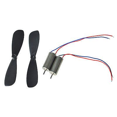 2 Wires Magnetic Micro Coreless Motor Propeller Lw Szus