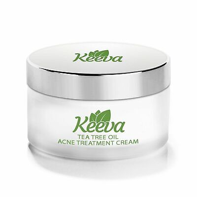 Keeva Acne Scar Treatment Blackhead Removal Best Tea Tree Oil Acne Cream