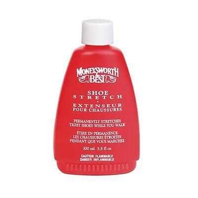 Moneysworth & Best Permanent Shoe Stretch Liquid 3.5