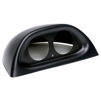 AutoMeter 10001 Mounting Solutions Dual Gauge Dash Pod Fits 94-04 Mustang Autometer Dual Dash Pod