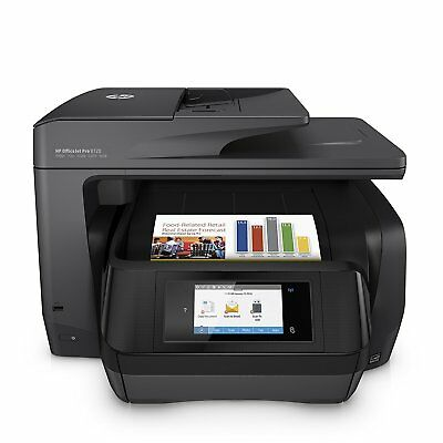 Hewlett Packard All In One - HP OfficeJet Pro 8720 All-in-One Wireless Printer with Mobile Printing (M9L74A)