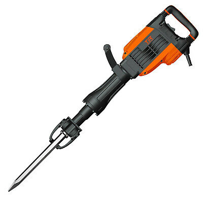 Tr Industrial Is-500 42-pound Demolition Hammer With Anti-vibration Design
