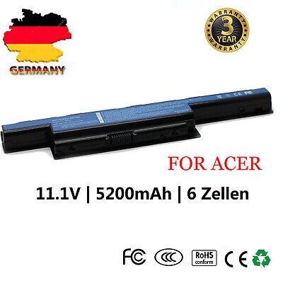 Laptop Akku für Acer Aspire 4741 5733 11.1V 4738G 5750G AS10D31 AS10D51 AS10D71