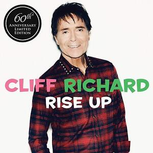 CLIFF RICHARD RISE UP LIMITED EDITION 7