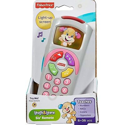 6 Month Old Toys Baby Remote Control Toddlers Girl Boy Gift Learning - Learning Toys