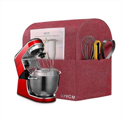 Home Stand Mixer Cover Fits All 6-8 Quart Tilt Head & Bowl Lift Stand Mixer