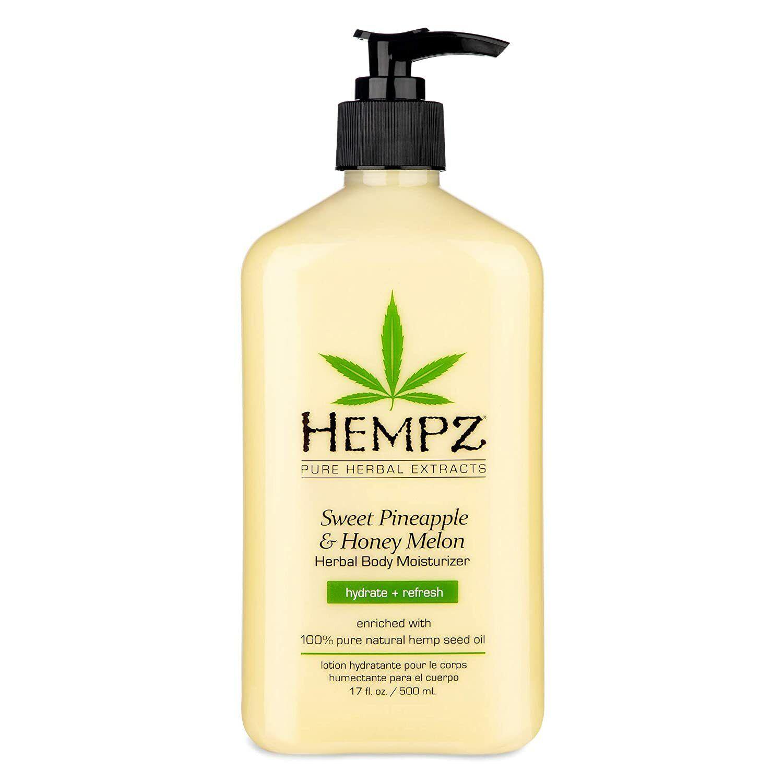 Hempz - Vanilla Plum Herbal Body Moisturizer - 17 oz
