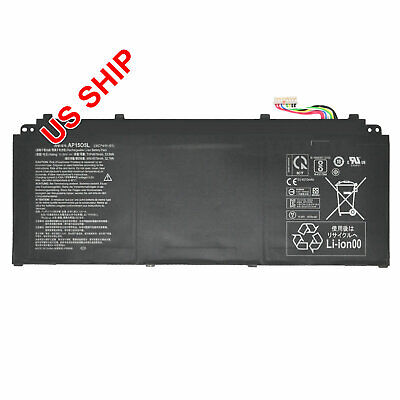 AP15O5L Battery for Acer Aspire S 13 S13 S5-371 S5-371-52JR S5-371-56VE S5-371T