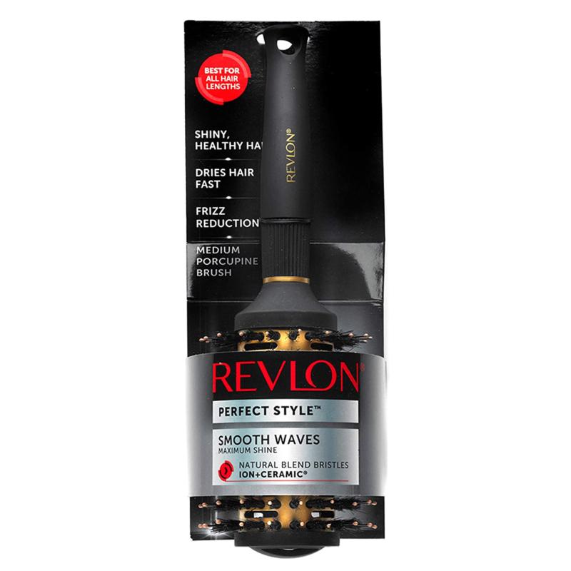 Revlon Perfect Style Smooth Waves Maximum Shine Porcupine Ro