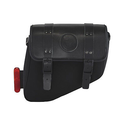 Used, Indian Motorcycle Saddlebag - Black - 2882518-01 for sale  North Canton