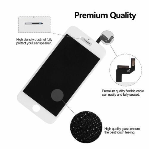 Für iPhone 6S mit Retina Glas Scheibe Bildschirm Ersatz ...