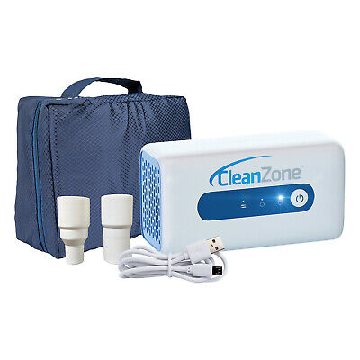 clean zone cpap machine cleaning system safely