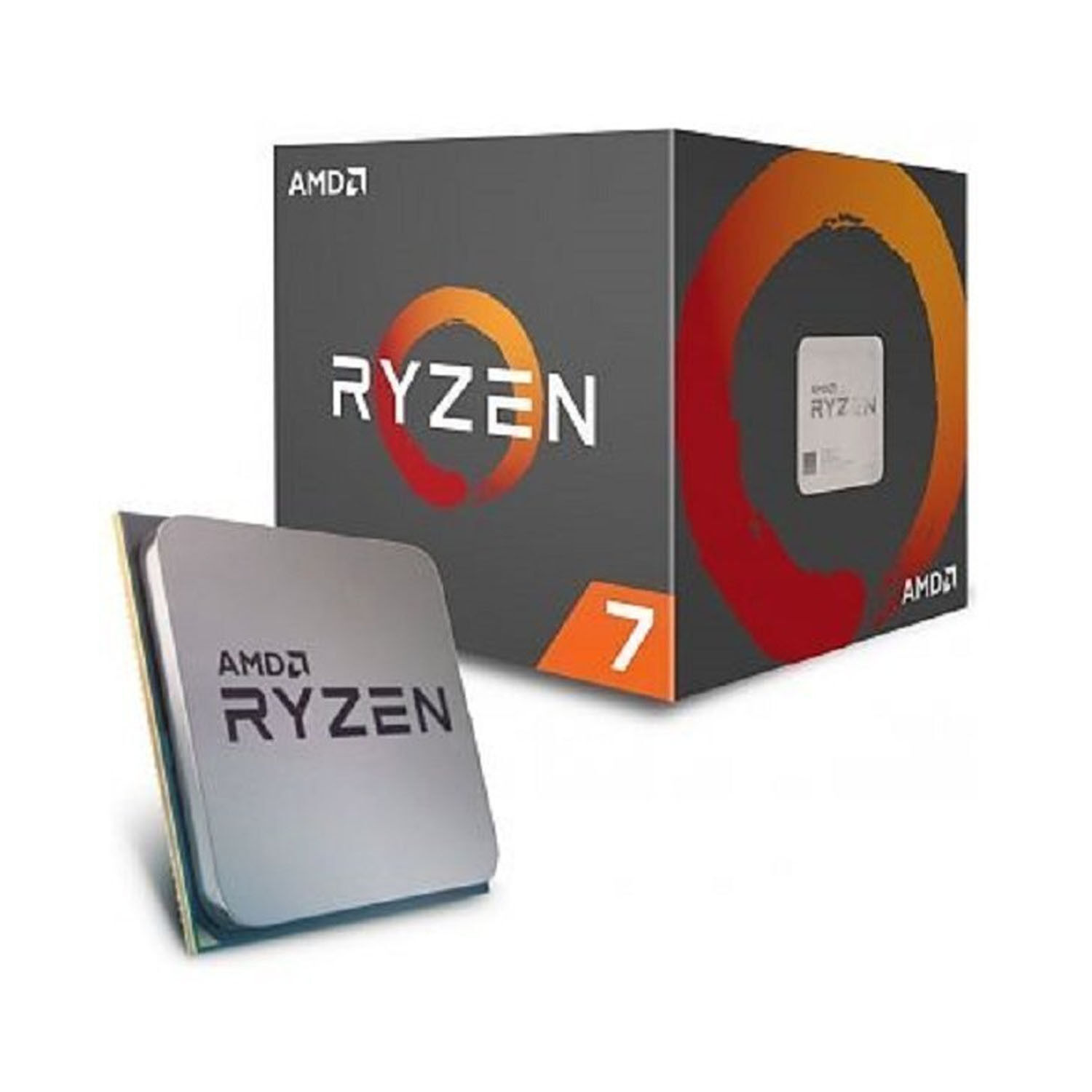 AMD RYZEN 7 1700 8-Core 3.0GHz (3.7GHz Turbo) AM4 65W YD1700BBAEBOX Processor