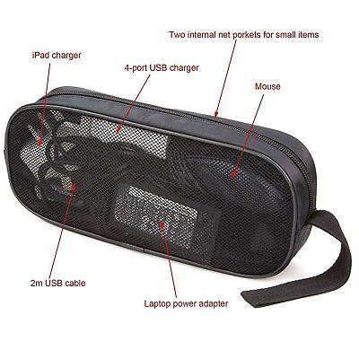 ButterFox Universal Electronics/Bath Accessories Travel Organizer/Carry Case
