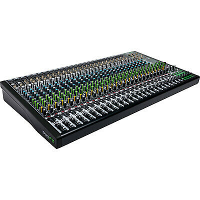 Mackie ProFX30v3 30 Channel 4-bus Professional Effects Mixer with USB Mackie Dj Mixers
