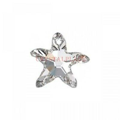 - Swarovski Strass Crystal 40mm Clear Drop Hanging Faceted Star Prism Lamp Part