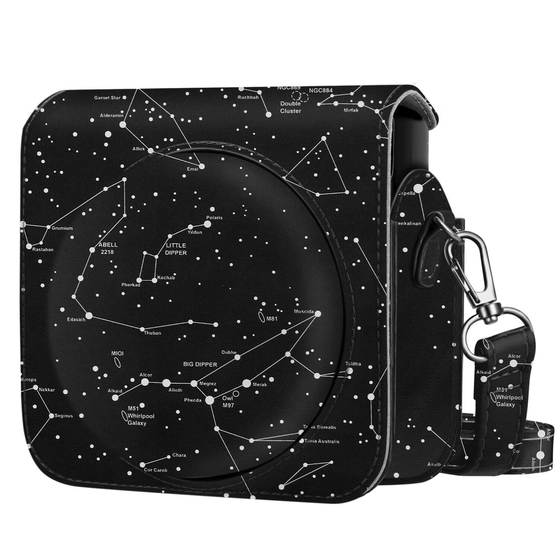 For Fujifilm Instax Square SQ6 Instant Film Camera Case Bag