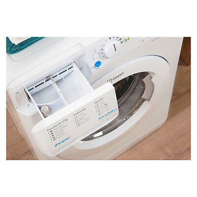 Indesit Innex BWSC 61252 W .R Washing Machine - White