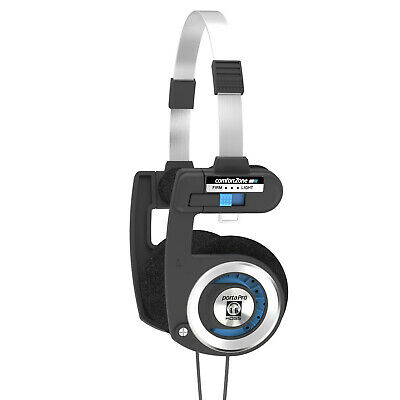 Koss Porta Pro On Ear Headphones Black / Silver
