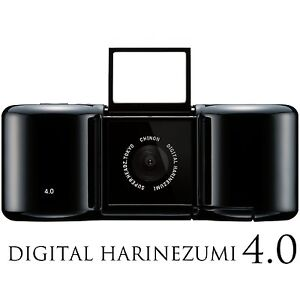 New-NIB-Superheadz-Harinezumi-Digital-4-0-Camera-Black-DH4-Ships-from-USA