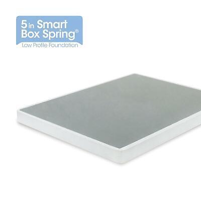 Zinus 5 Inch Low Profile Smart Box Spring, Twin