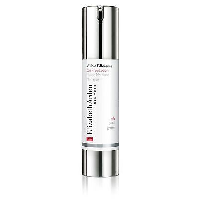 Elizabeth Arden Visible Difference Oil Free Lotion  Oily Skin  50Ml   1 7Oz Nwob