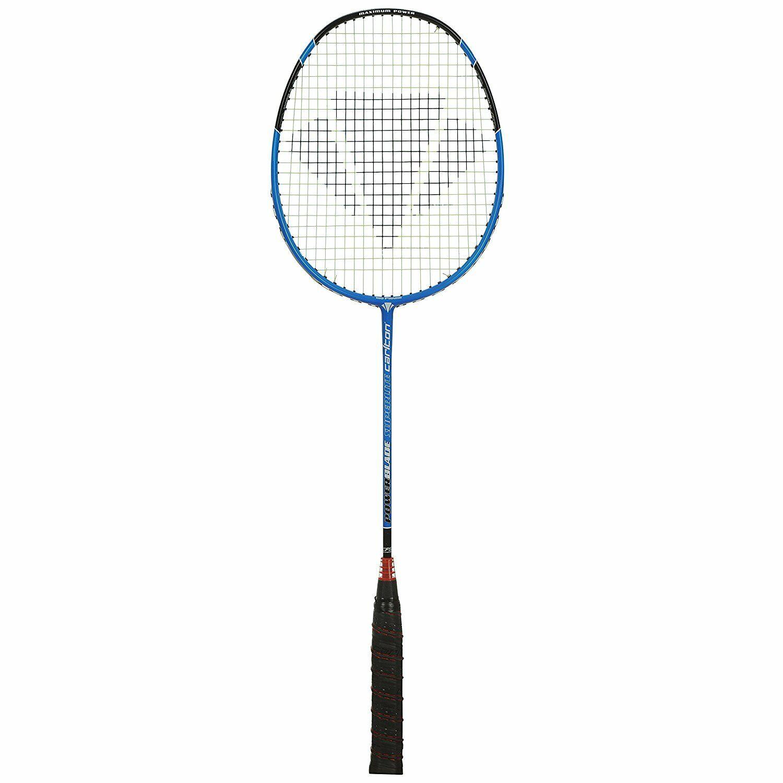 Badmintonschläger Carlton Powerblade Super-Lite Blau ohne Hülle Neu portofrei